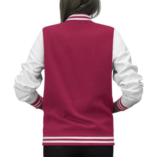 Masterpiece Varsity Jacket (Women's) 5