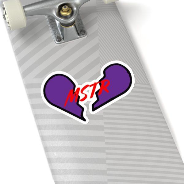 Master's Heart (Kiss-Cut Stickers) 16