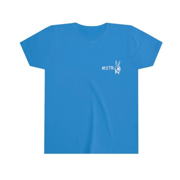 MSTR PEACE  Youth Short Sleeve Tee 11