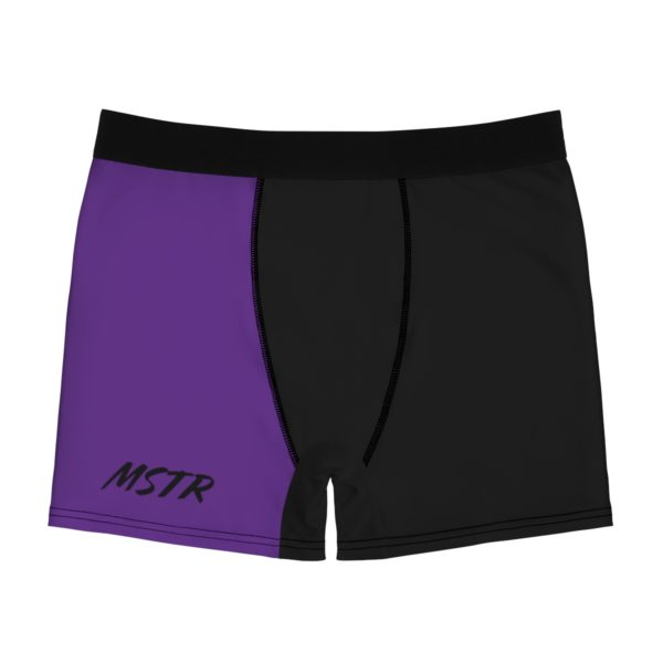MSTR Boxer Briefs (Purple) 1