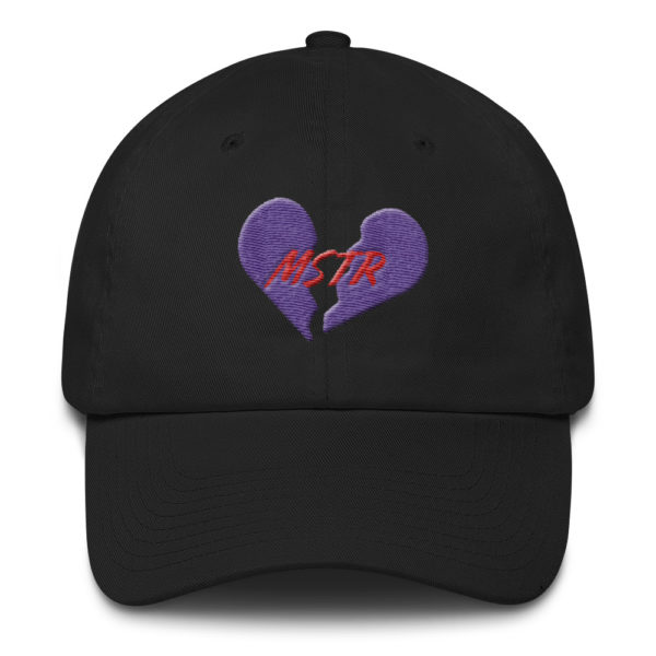 """""""Master's Heart"""" on Hat 1"""