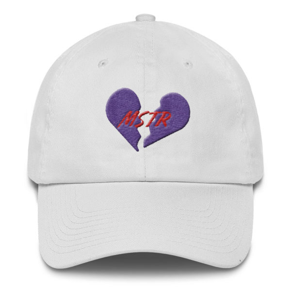 """""""Master's Heart"""" on Hat 13"""
