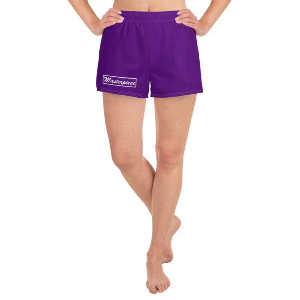 Purple Masterpiece Short Shorts 1
