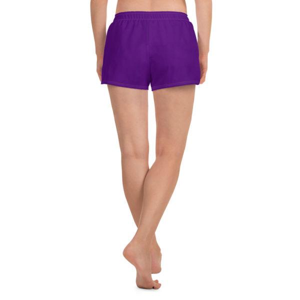 Purple Masterpiece Short Shorts 4