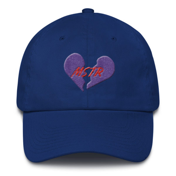 """""""Master's Heart"""" on Hat 5"""