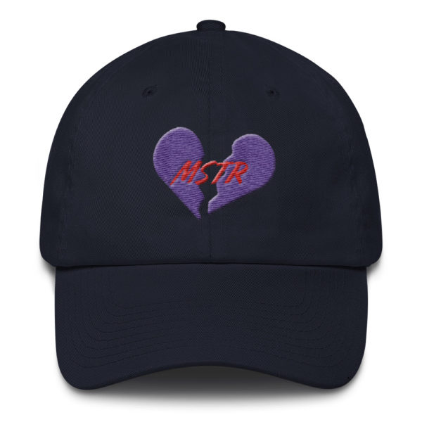 """""""Master's Heart"""" on Hat 3"""