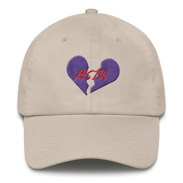 """""""Master's Heart"""" on Hat 9"""