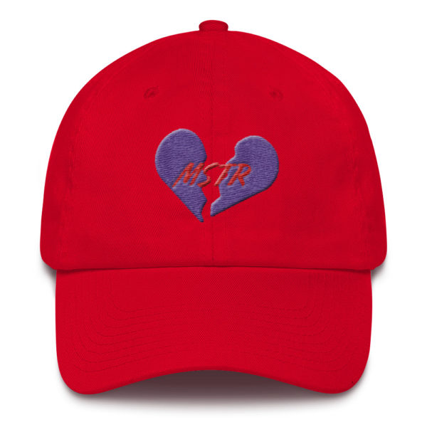 """""""Master's Heart"""" on Hat 15"""