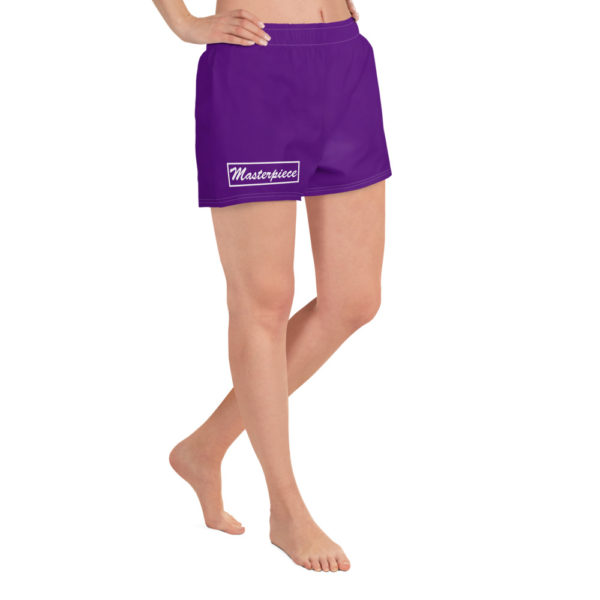 Purple Masterpiece Short Shorts 2