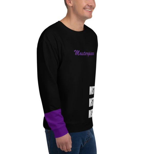 MSTR Colors (Unisex Sweatshirt) 3