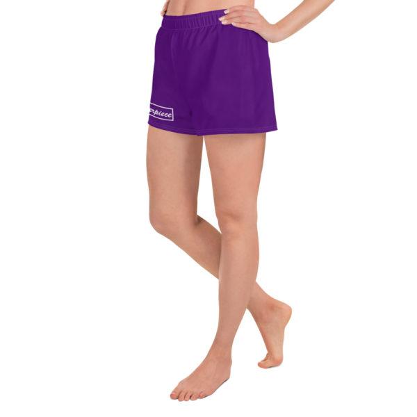 Purple Masterpiece Short Shorts 3