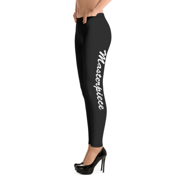"Leggings for a True ""Masterpiece"" 3"