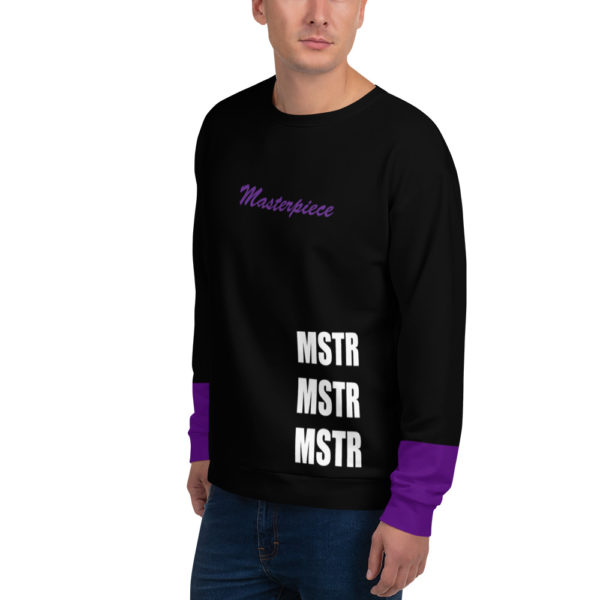 MSTR Colors (Unisex Sweatshirt) 4