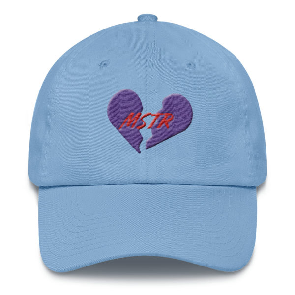 """""""Master's Heart"""" on Hat 11"""