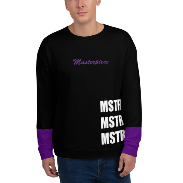 MSTR Colors (Unisex Sweatshirt) 1