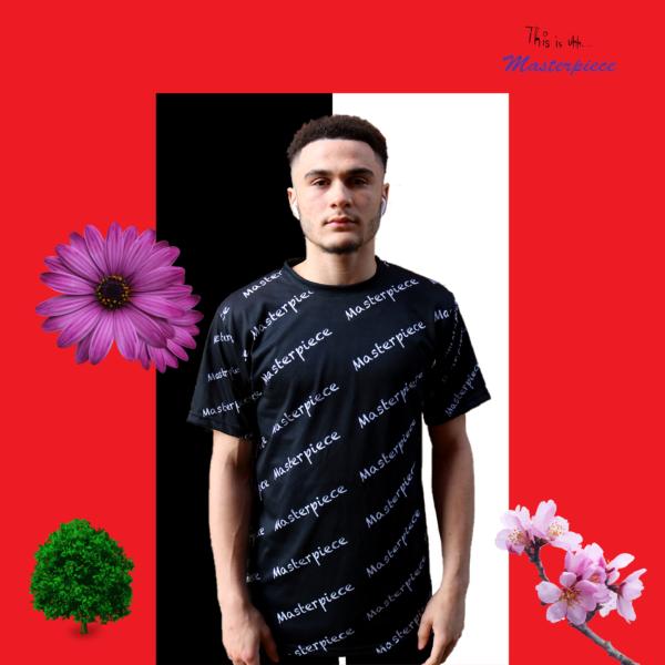 """Masterpiece Everywhere"" Shirt 1"