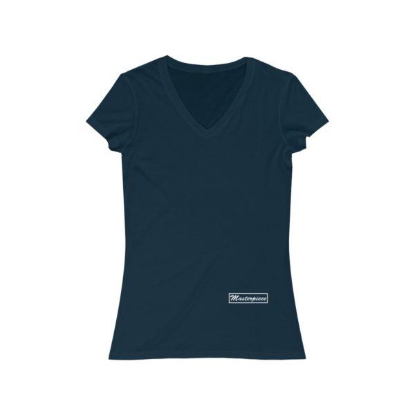 Masterpiece Jersey Short Sleeve V-Neck Tee 6