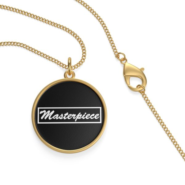 Masterpiece Single Loop Necklace 1