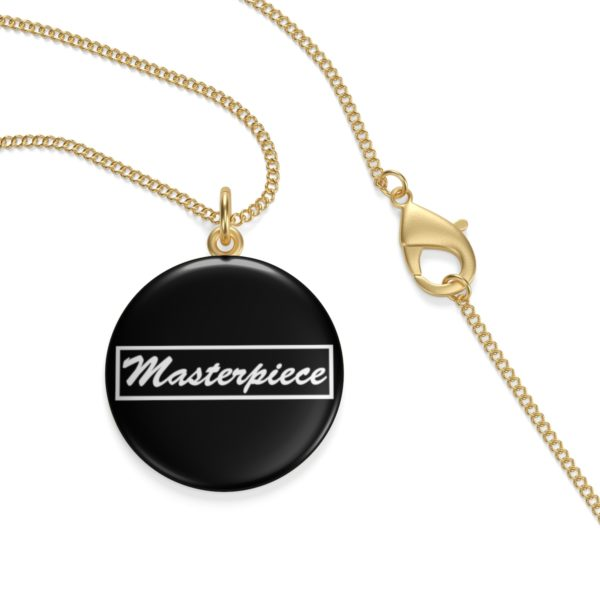 Masterpiece Single Loop Necklace 9