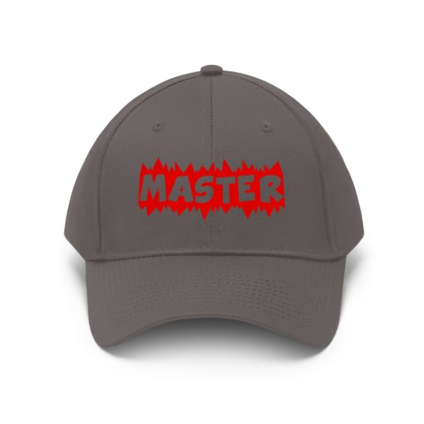 """A Master, Clearly"" Hat 4"