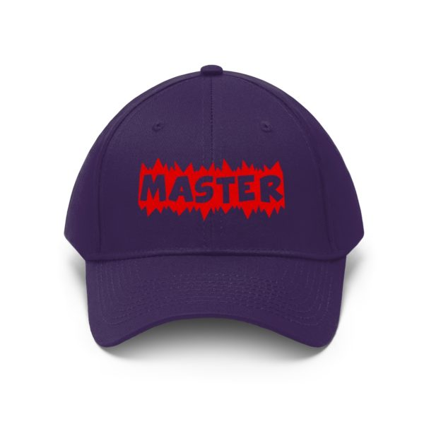 """A Master, Clearly"" Hat 16"