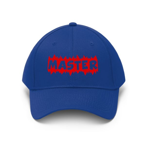 """A Master, Clearly"" Hat 12"