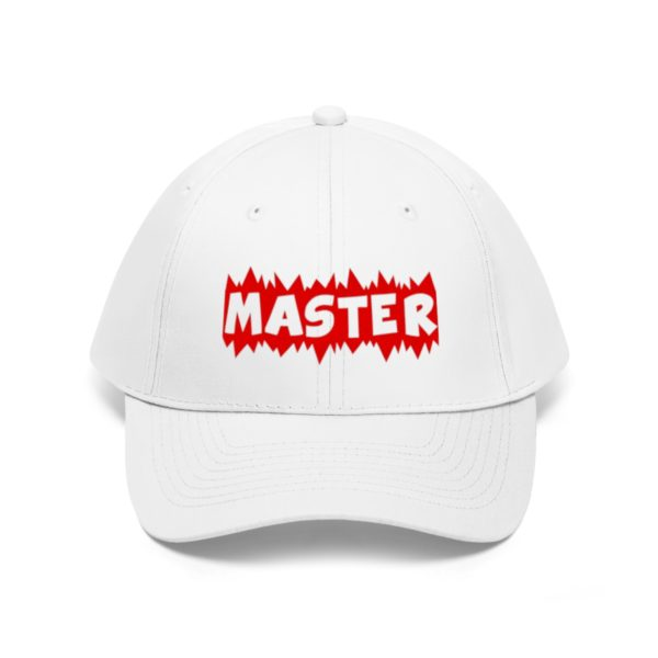 """A Master, Clearly"" Hat 1"