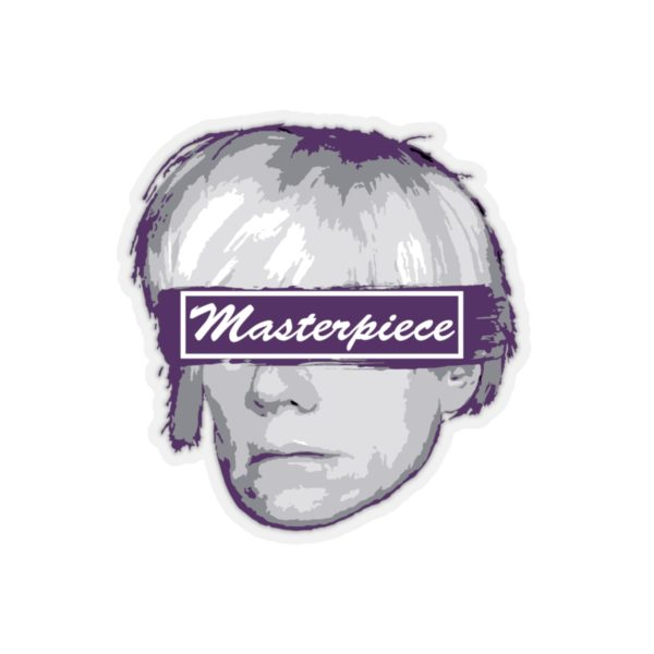 """""""Master Can't See 2"""" Sticker 5"""