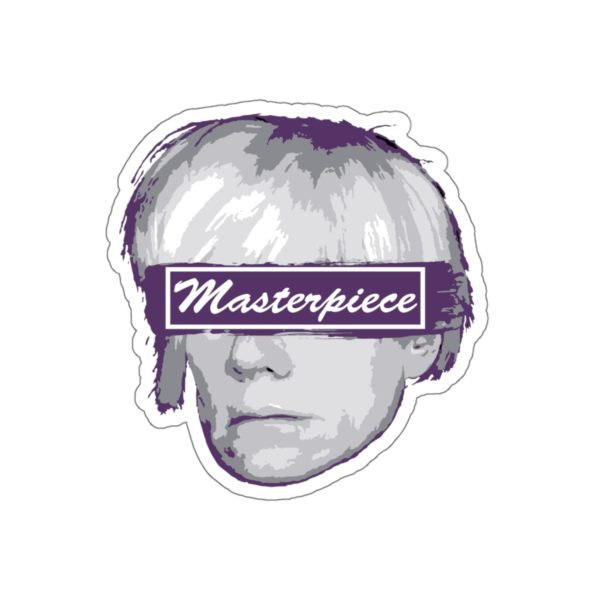 """""""Master Can't See 2"""" Sticker 7"""