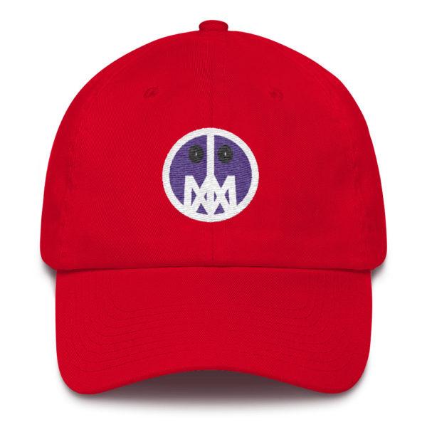 Purple MSTR Face Cap 4