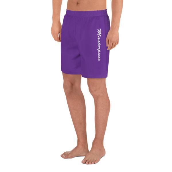 Original Masterpiece Shorts (Purple) 3
