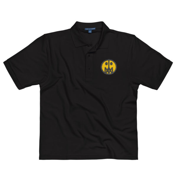 Yellow MSTR Face (Polo) 2