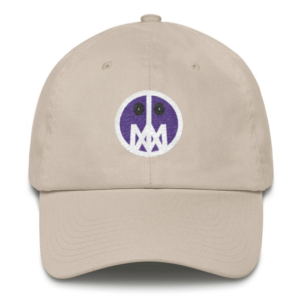 Purple MSTR Face Cap 1