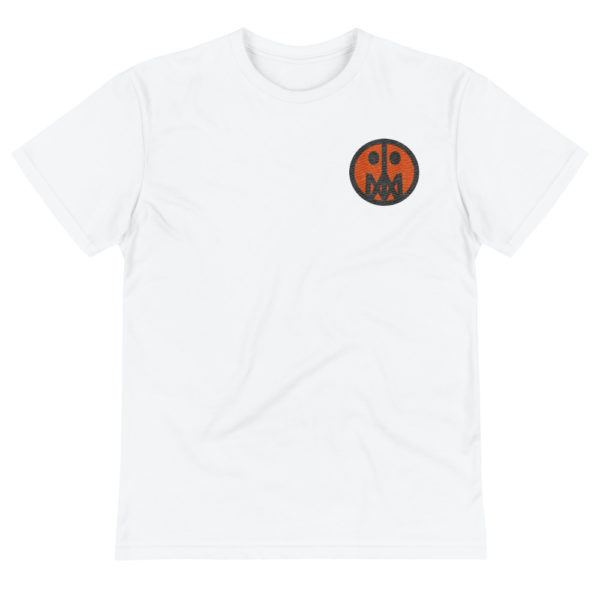 Uhh Master's Face (Embroidered Stitch) T-Shirt 1