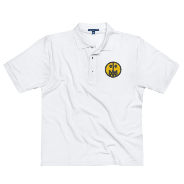 Yellow MSTR Face (Polo) 1