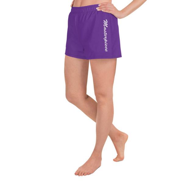 Original Masterpiece Short Shorts (Purple) 3
