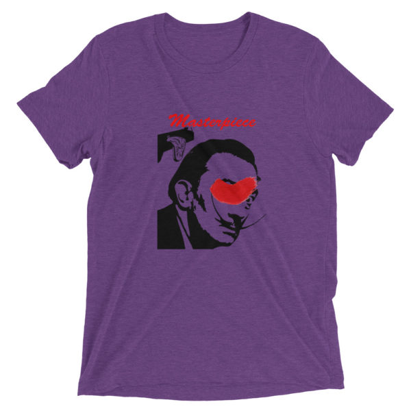 Dali Can't See (t-shirt) 1