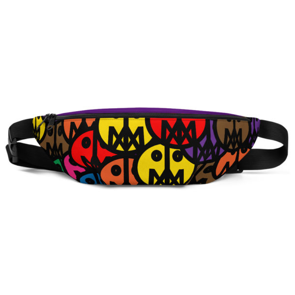 """""""Master Faces"""" (Fanny Pack) 1"""