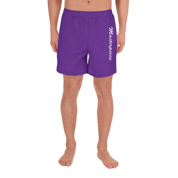Original Masterpiece Shorts (Purple) 1