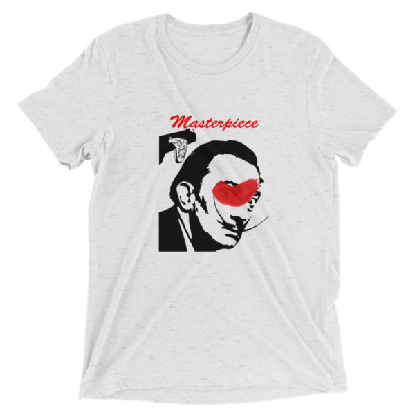 Dali Can't See (t-shirt) 2