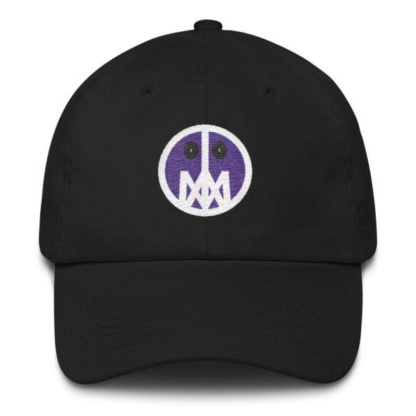 Purple MSTR Face Cap 2