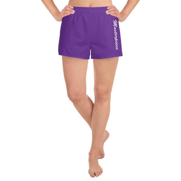 Original Masterpiece Short Shorts (Purple) 1