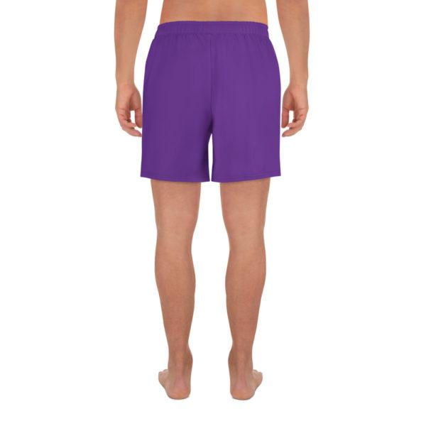 Original Masterpiece Shorts (Purple) 4