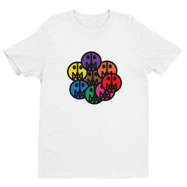 Master Faces (T-shirt) 1