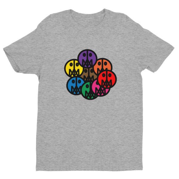 Master Faces (T-shirt) 3
