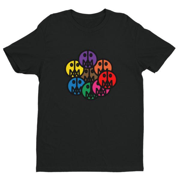 Master Faces (T-shirt) 2