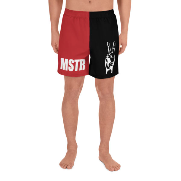 MSTR Your Shorts (Red) 1