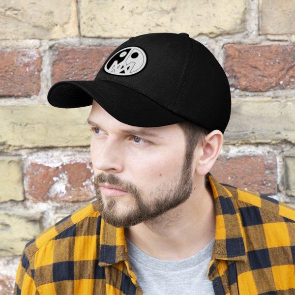 Yin Yang MSTR Face (Hat) 4