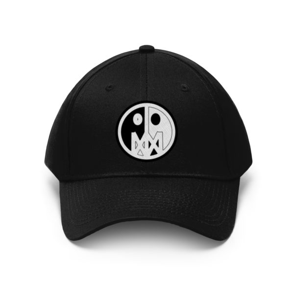 Yin Yang MSTR Face (Hat) 1