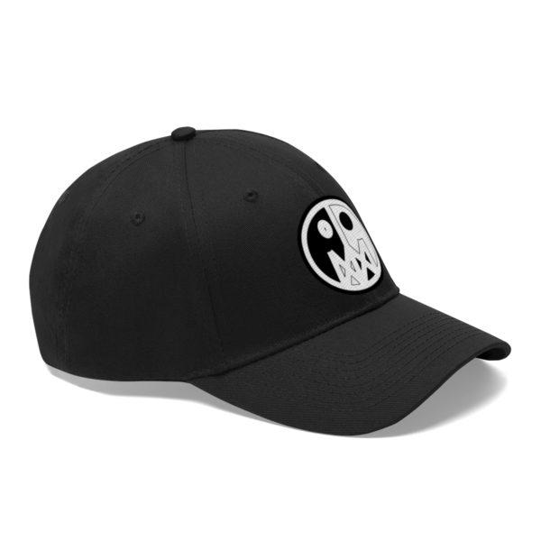 Yin Yang MSTR Face (Hat) 2